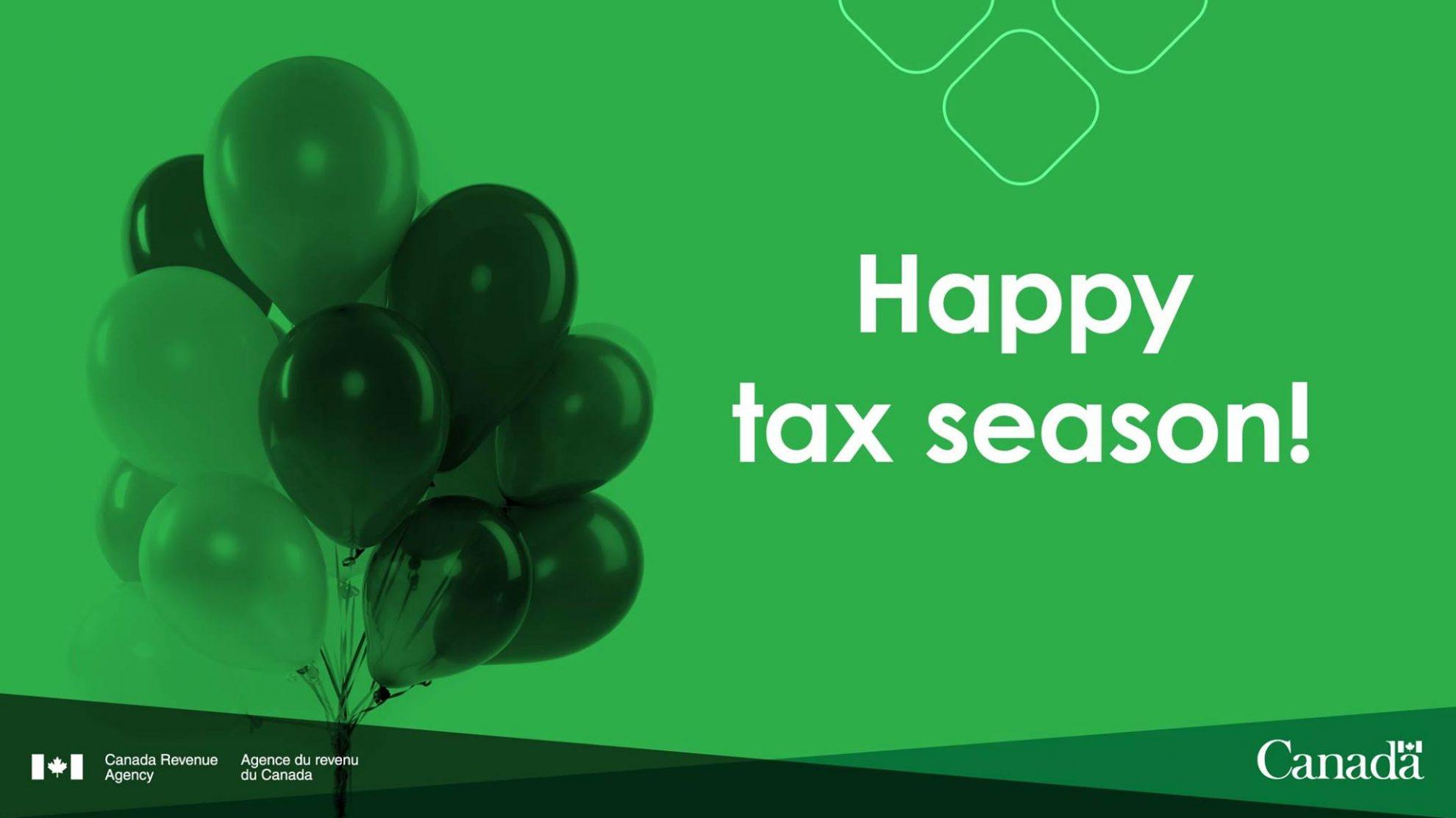 Happy Tax Season