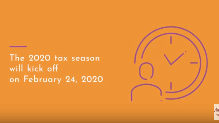 Tax Season 2020